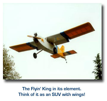 BTE - Flyin' King