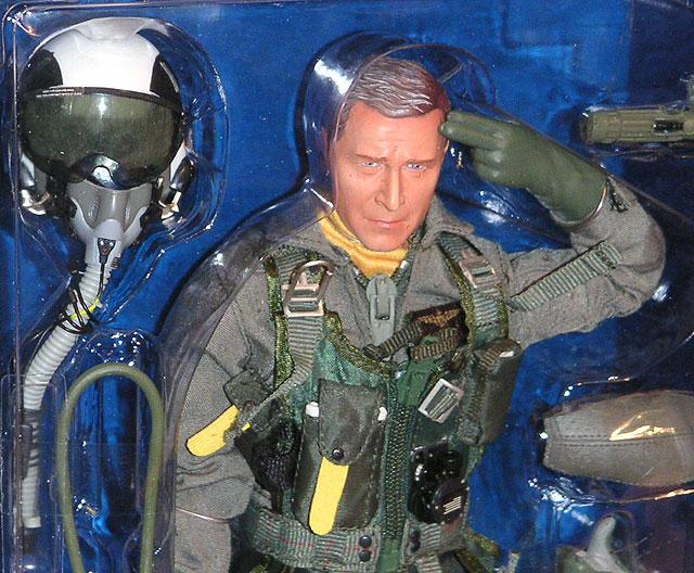 George W Bush Pilot Figure